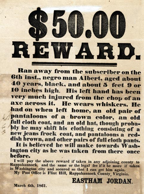 Reward: Valuable Slaves