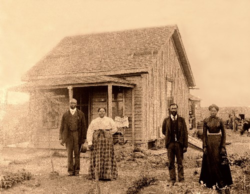 what is the homestead act