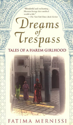 an analysis of the book of mernissi Dreams of trespass: tales of a harem girlhood fatema mernissi , author, ruth ``was when there was a balance between what you gave and what you took''--this book.